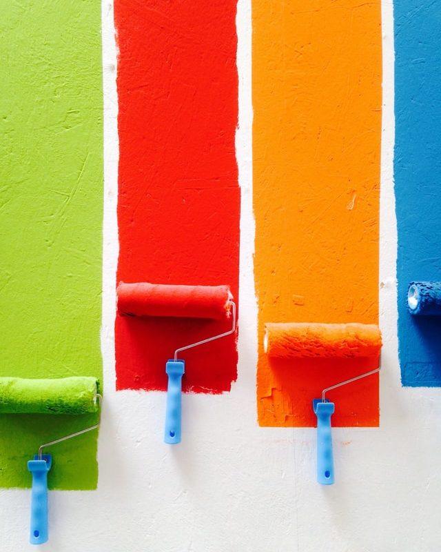 accorder les couleurs